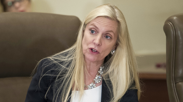Federal Reserve Board Gov. Lael Brainard says a growing body of research suggests that diversity leads to better decision-making.